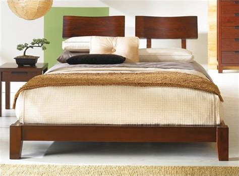 Japanese Headboard by Japanese Inspired Wood Platform Zen Edo Bed Headboard