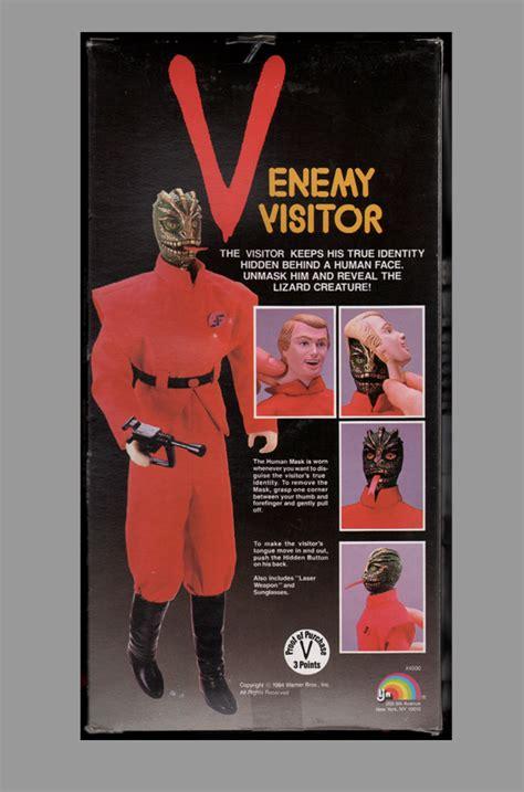 v visitors figures v enemy visitor figure