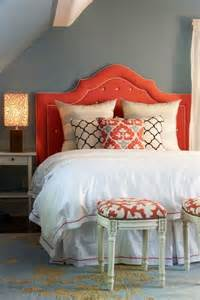 coral and grey bedroom coral and navy a match made in heaven