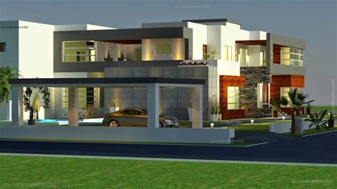 3d front elevation com 500 square meter modern modern european house plans with photos