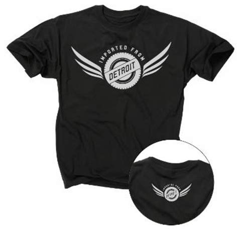 chrysler selling quot imported from detroit quot t shirts