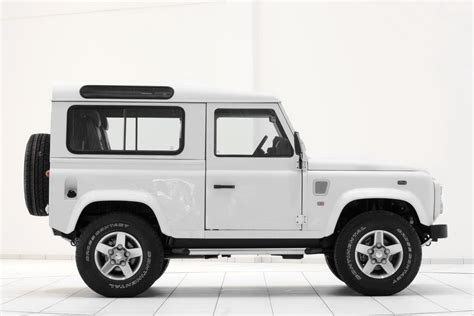 white land rover defender startech land rover defender 90 yachting