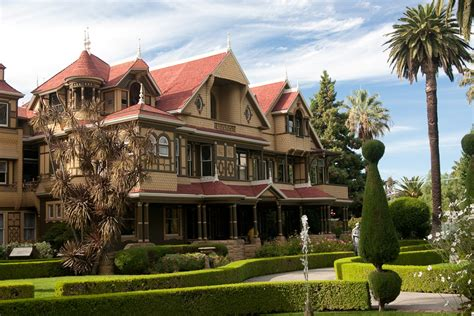 Winchester Mystery House Floor Plan by The Winchester Mystery House