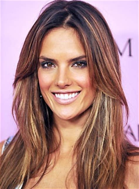 alessandra ambrosio hair color alessandra ambrosio has the best hair color haircuts