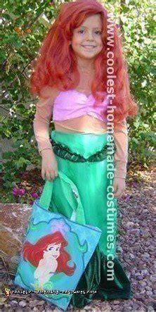 Handmade Ariel Costume - coolest ariel costume ideas