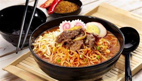 resep membuat ramyeon ramen khas korea nuquart