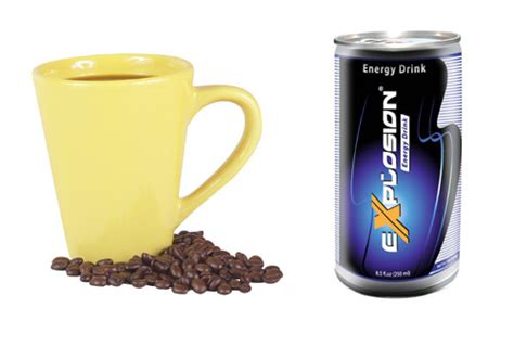 energy drinks vs coffee coffee v s energy drinks