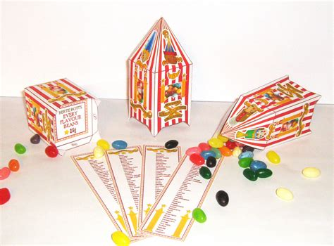 bertie bott s bean box with labels by gaddia on deviantart