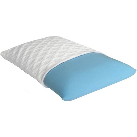 Home Classics Memory Foam Pillow by Snuggle Home Gel Wrapped Memory Foam Classic Pillow