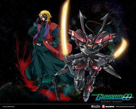 mobile suit 00 mobile suit gundam 00 second season madman entertainment
