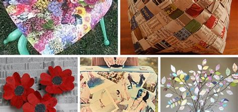 Diy Recycled Paper Crafts - 11 diy ways to creatively reuse your magazines part 1