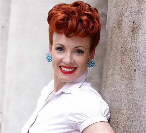 pictures of 1950 hairstyles 7014 best images about rockabilly hairstyles on pinterest