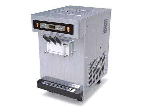 Soft Serve Ice Cream Machine For Home   HomesFeed