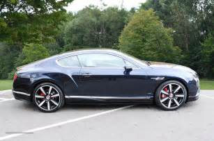 Bentley Continental Gt S Bentley Continental Gt V8 S Coupe Sapphire