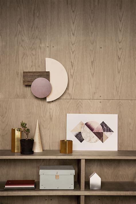ferm living hexagon vase 216 8 cm x h 18 cm gold by ferm living