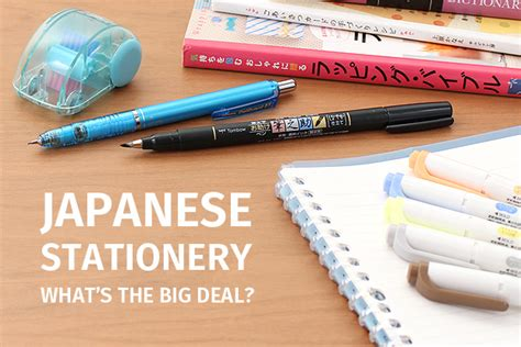 Japanese Big by Japanese Stationery What S The Big Deal Jetpens