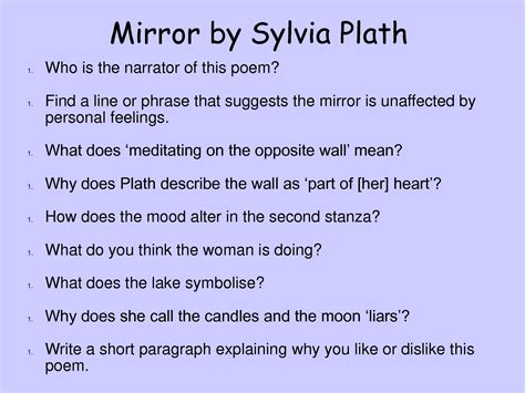 Plath Poem by Sylvia Plath Poems And Poetry Design Bild