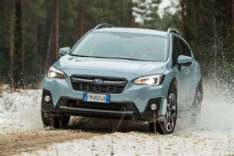 Subaru Xv 2018 Road Test Road Tests Honest