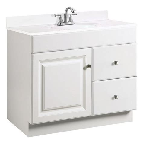 design house wyndham vanity design house 531806 wyndham white semi gloss vanity