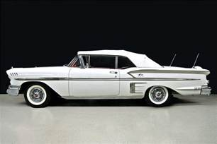 1958 chevrolet impala convertible 198797