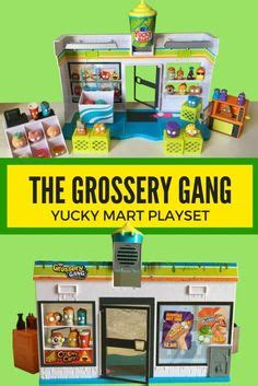 the grossery inside the yucky mart seek and find books shopkins temporadas and fotos on