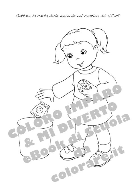 Coloro Imparo E Mi Diverto47 sketch template