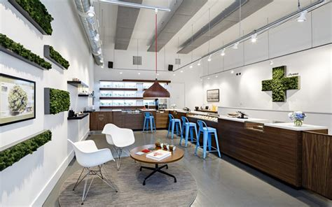 Modern Home Interior Color Schemes the 10 most beautiful cannabis dispensaries in america
