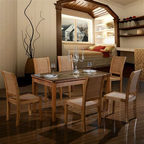 european dining room sets european style cane dining room furniture wooden dining