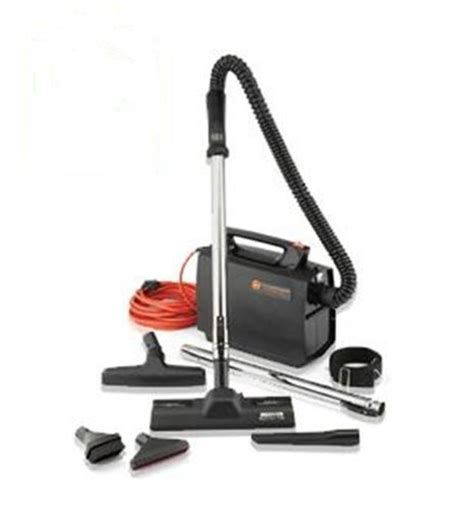 commercial model vacuum hoover ch30000 portapower lightweight commercial canister