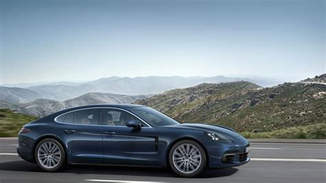 panamera porche panamera the sports car among luxury saloons