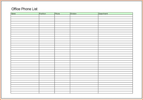 6 Office Excel Templates Bookletemplate Org Book List Excel Template