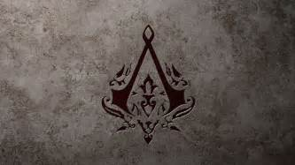 contemporary assassin creed wallpaper simple sign
