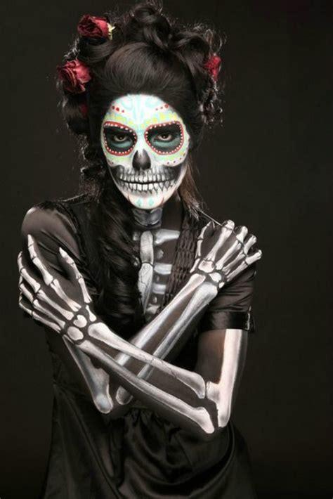 boy sugar skull makeup wesharepics
