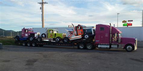 Peterbilt Truck Racing peterbilt race trucks j s transportation