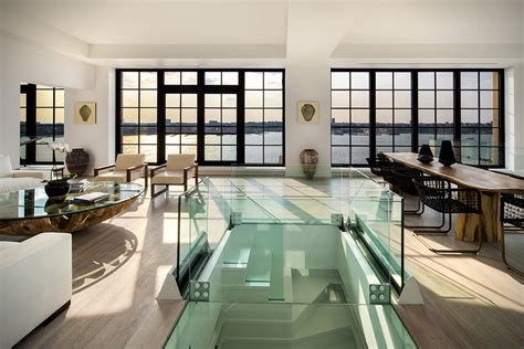 Apartment With Sky Garage Sky Garage Penthouse In New York City Hiconsumption