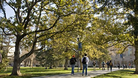 Chico State Mba by Most Beautiful Colleges In California Beautiful