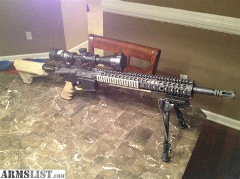 armslist for sale trade ar 15 predator rifle dpms mini sass