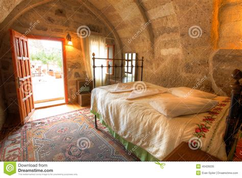 cave bedroom cave bedroom stock photo image 40426035