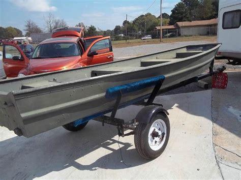 used flat bottom boats for sale in arkansas 2000 14 flat bottom boat trailer flat bottom homemade