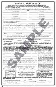 pool service contract template 203s swimming pool construction contract pkg 25