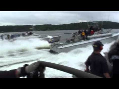 pt boat sound restored pt boats killer sound diesel youtube