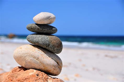 why rock stacking needs to stop visit aruba blog