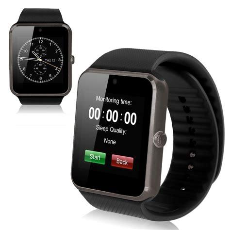 Smartwatch Gt08 smartwatch til apple dk s bedste og billigste webshop