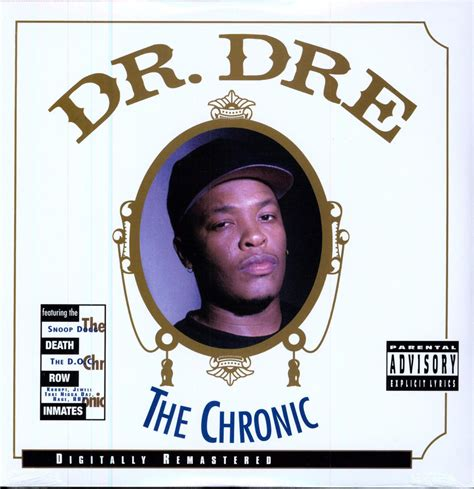 Snoop Dogg Row Records Dr Dre The Chronic Remastered Snoop Dogg Row Records New Sealed Vinyl 2 Lp