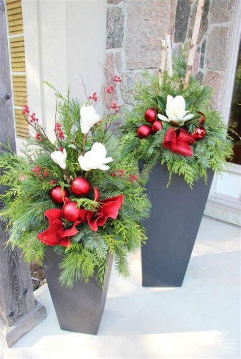 easy homemade outdoor christmas decorations top outdoor decorations celebration all about