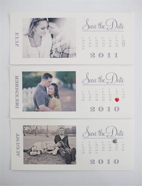 The Date Calendar Card Free Template free save the date templates http webdesign14