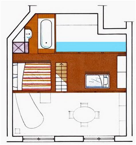 50 sqm home design 50 square meter house floor plan