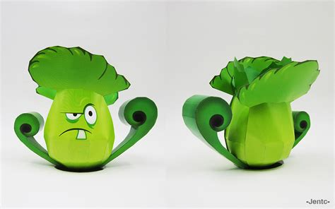 plants vs zombies paper crafts plants vs zombies 2 paper on behance