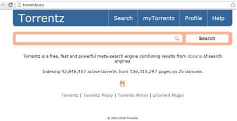 how to delete torrentz eu