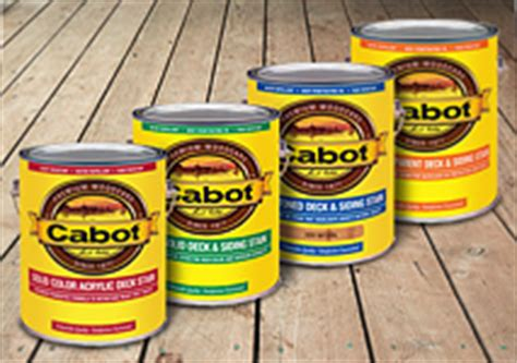 choosing  stain color  opacity cabot